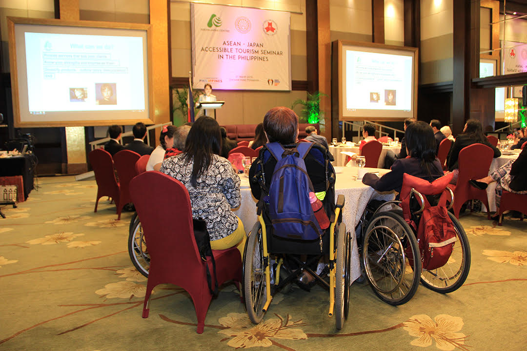 ASEAN tourism seminar tackles accessibility for PWDs